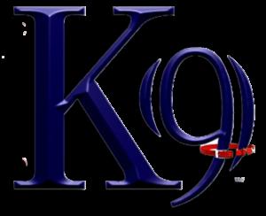 Command K9 logo